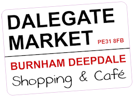 Dalegate Market - Shopping Centre & Cafe in Burnham Deepdale on the beautiful North Norfolk Coast - Supermarket, provisions, fuel station (petrol & diesel), cafe, clothing, jewellery, accessories, souvenirs, art, wildlife watching equipment, bike hire & holiday accommodation