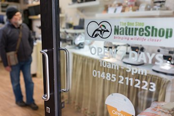 One Stop Nature Shop | Everything for Wildlife Observation - UK's largest selection of microscopes as well as a fully comprehensive range of binoculars and telescopes. Night Vision, Trail Cameras, Bird Feeding equipment and food, Nest Boxes, Wildlife Books and much much more